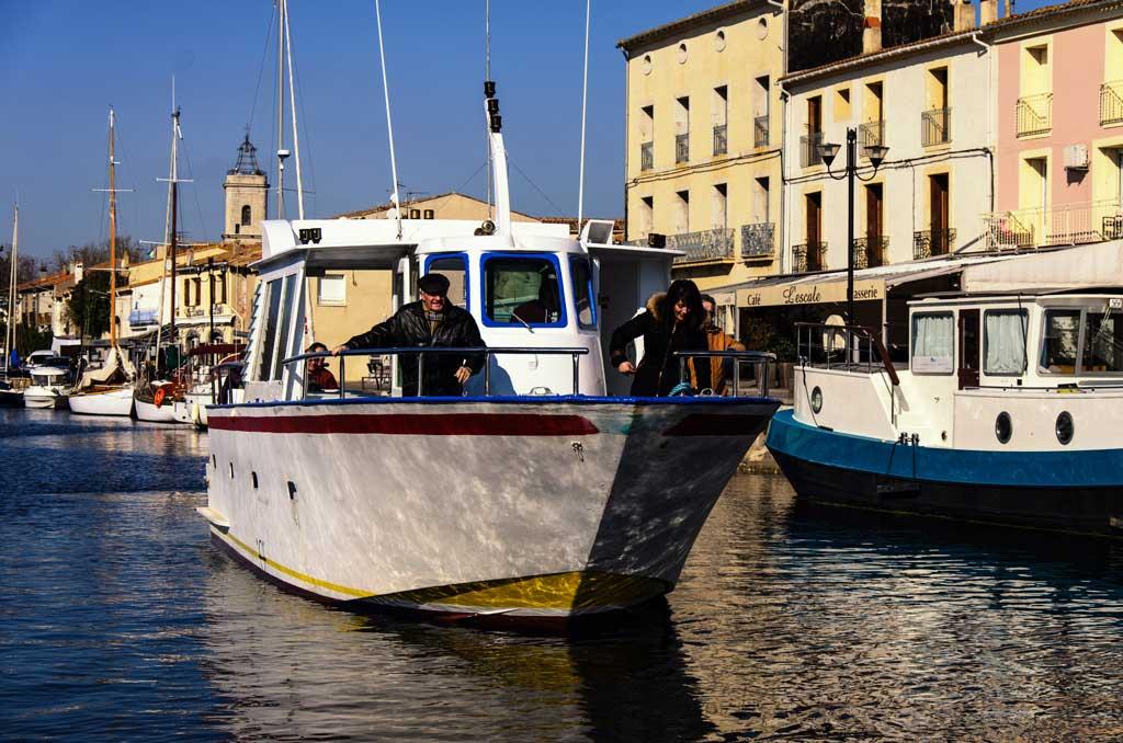 marseillan bateau port